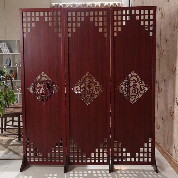 Vách Bình Phong Phúc - Lộc - Thọ GBV-118